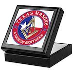 Texas Brothers Keepsake Box