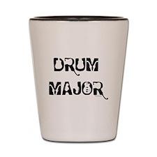 Drum Major Shot Glass