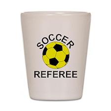 Soccer Referee Shot Glass