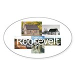 ABH Theodore Roosevelt National Park Sticker (Oval