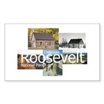 ABH Theodore Roosevelt National Park Sticker (Rect