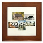ABH Theodore Roosevelt National Park Framed Tile