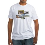 ABH Theodore Roosevelt National Park Fitted T-Shir