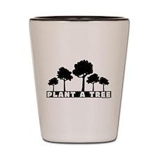 Plant Tree Shot Glass