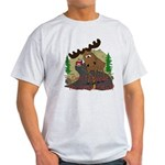 Moose humor Light T-Shirt