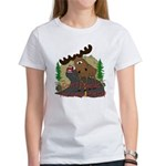 Moose humor Women's T-Shirt