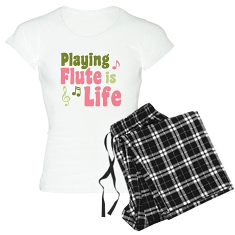 Flute is Life Women's Light Pajamas