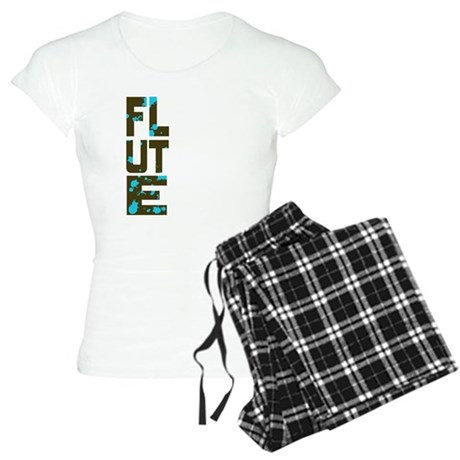 Asymmetrical Flute Women's Light Pajamas