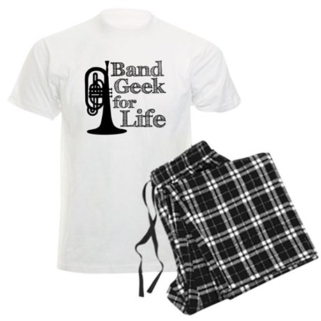 Band Geek for Life Men's Light Pajamas