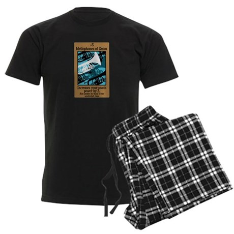 Mellophones of Doom Men's Dark Pajamas