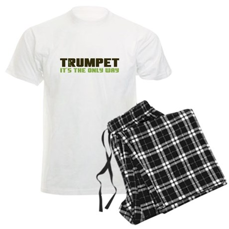 Trumpet Men's Light Pajamas