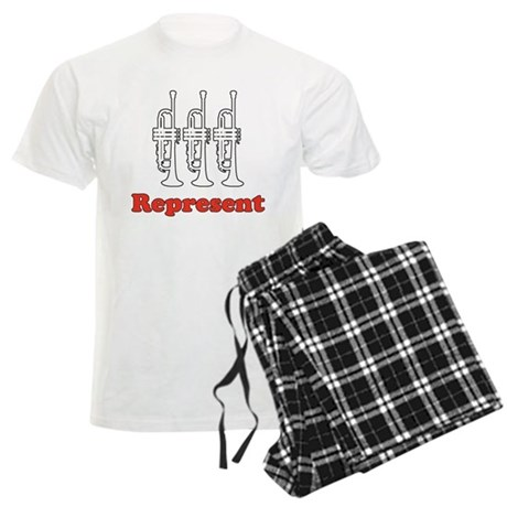 Trumpet &quot;Represent&quot; Men's Light Pajamas
