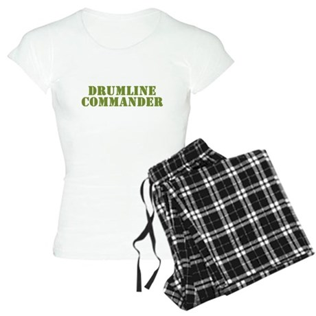 Drumline Commander Women's Light Pajamas