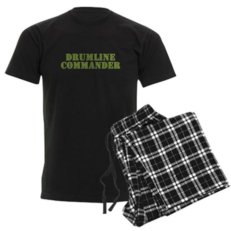 Drumline Commander Men's Dark Pajamas