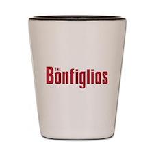 The Bonfiglio family Shot Glass