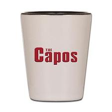 The Capo family Shot Glass