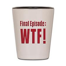 Soprano Final episode Shot Glass