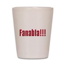 Fanabla Shot Glass