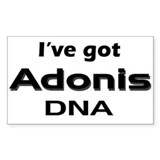 I've got Adonis DNA Decal