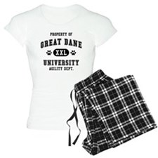 Property of Great Dane Univ. Pajamas