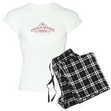 Cocker Spaniel Mom Pajamas