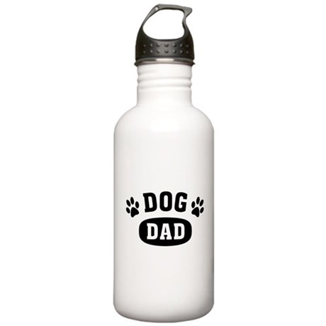 Dog Dad Stainless Water Bottle 1.0L