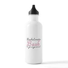 Bachelorette Bash in Progress Water Bottle
