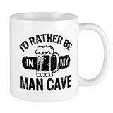 I'd Rather Be In My Man Cave Mug