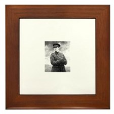 Michael Collins Framed Tile