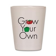 Grow Your Own Shot Glass