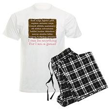 I am a Gamer Pajamas