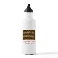 I am a Gamer Water Bottle
