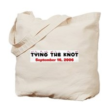 9/16/2006 Wedding Tote Bag