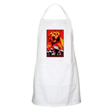 Golden Retriever Revolution! BBQ Apron