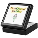 Earthbound Goddess Keepsake Box