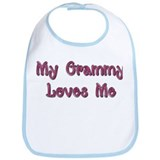 Unique For grammy Bib