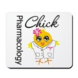 Pharmacology Chick Mousepad