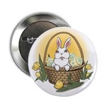 "Easter Bunny 2.25"" Button (10 pack)"