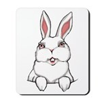 Easter Bunny Mousepad Bunny Rabbit Gifts