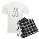 Easter Bunny Men's Light Pajamas