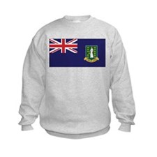 BVI Flag Sweatshirt