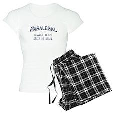 Paralegal / Back Off Pajamas