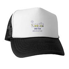 Swim Ducky Trucker Hat