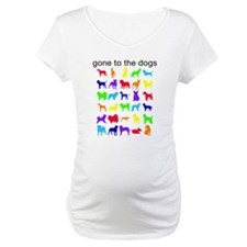 gone to the dogs rainbow Shirt