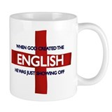 England Flag St George's Day Mug
