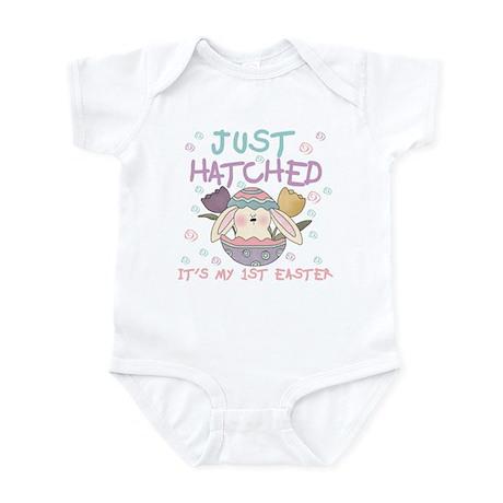 Just Hatched 1st Easter Infant Bodysuit