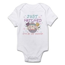 Just Hatched 1st Easter Infant Bodysuit