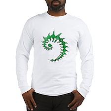 Long Sleeve T-Shirt - Crop Circle