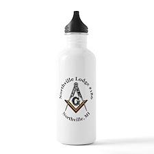 Northville Lodge #186 Water Bottle