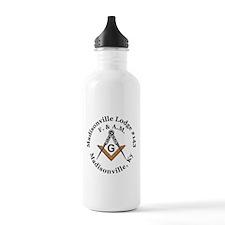 Masonic Lodge Water Bottle